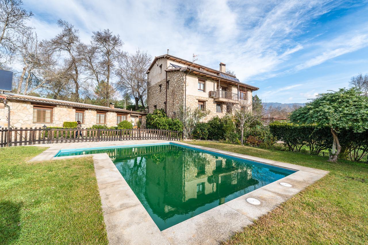Casa Rural Los Montejos & Spa