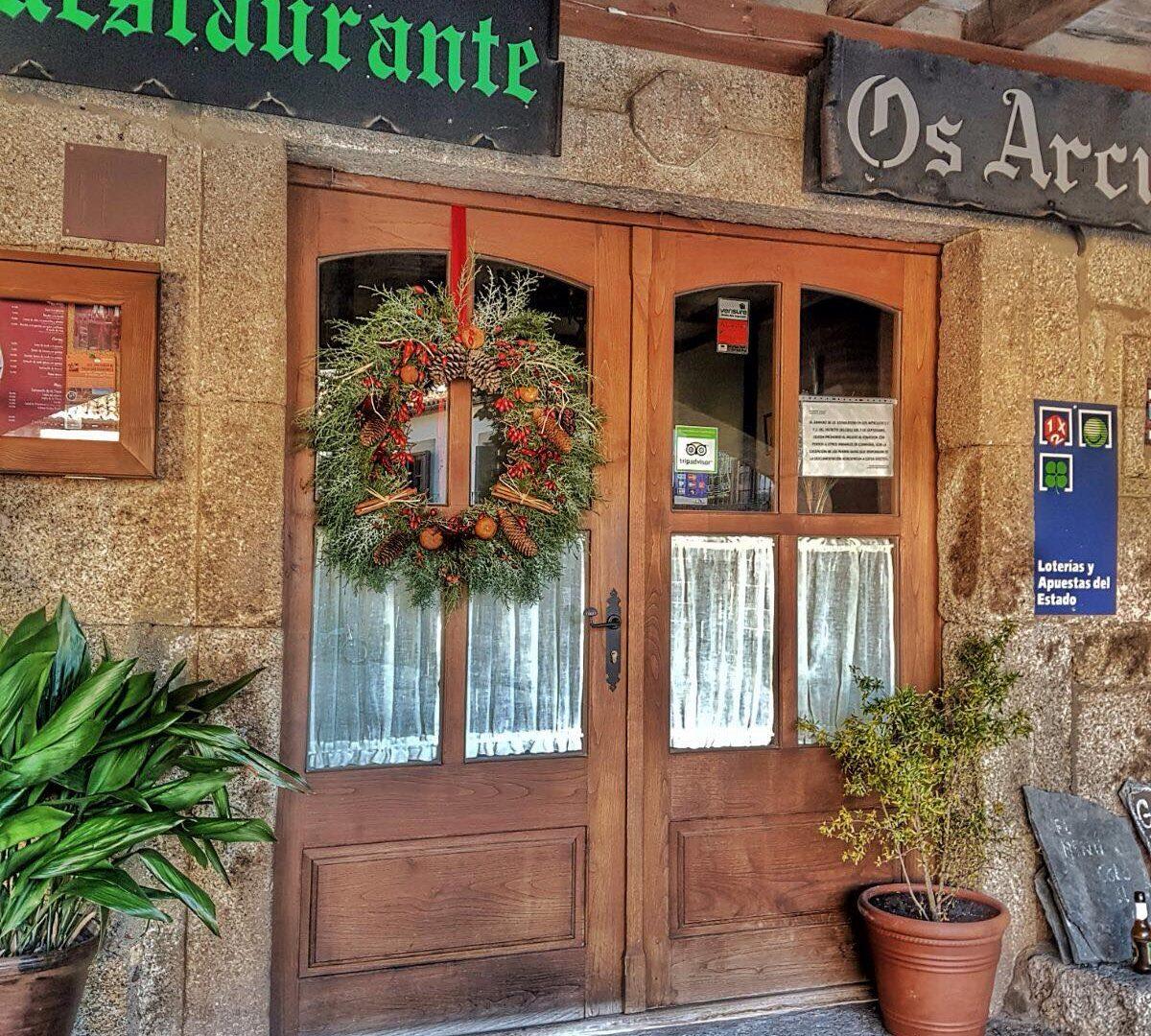 Restaurante Os Arcus
